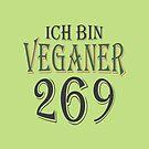 Ich bin Veganer - 269 by fuxart
