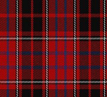 01864 Cameron of Locheil #3 Artefact Tartan Fabric Print Iphone Case by Detnecs2013
