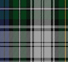 01868 Campbell #2 Fashion Tartan Fabric Print Iphone Case by Detnecs2013