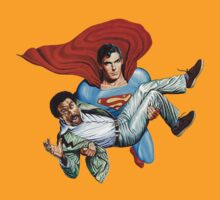 Kal-EL & Richard Pryor by BadReplicant
