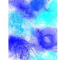 Ice Nebula Photographic Print