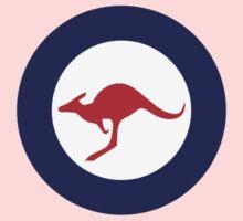 RAAF Roundel.  Kids Tee