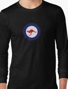RAAF Roundel.  Long Sleeve T-Shirt
