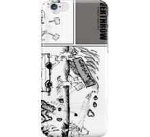 Overthrow iPhone Case/Skin