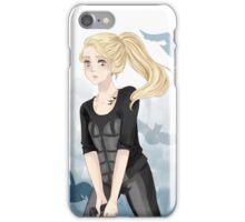Tris Prior - Divergent iPhone Case/Skin