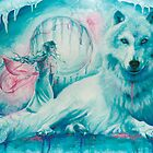 Wolf Dreaming by Michelle Tracey