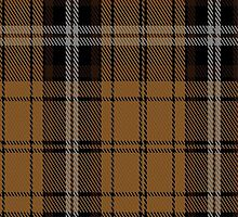 01869 Campbell Camel Fashion Tartan Fabric Print Iphone Case by Detnecs2013