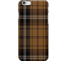 01869 Campbell Camel Fashion Tartan Fabric Print Iphone Case iPhone Case/Skin