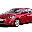 Hyundai Verna Fluidic Price by monika7