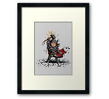 Thor Amateur Framed Print