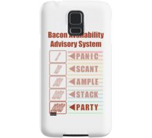 Plentiful Bacon! Samsung Galaxy Case/Skin