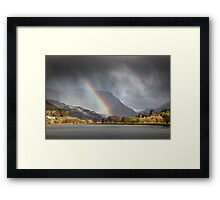 Four Seasons in One Day by Smart Imaging Framed Print