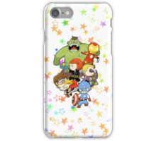 Babie Avengers iPhone Case/Skin