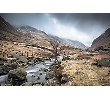 Down the Valley by Smart Imaging Photographic Print
