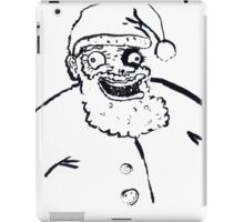 Ugly Santa 4 iPad Case/Skin