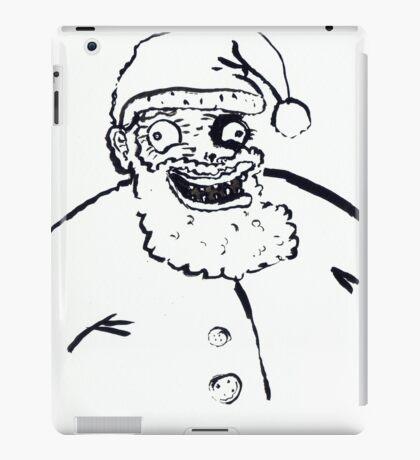 Ugly Santa 4 iPad Case/Skin