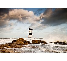 Stormy Seas by Smart Imaging Photographic Print