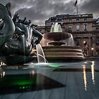 Trafalgar Square by Thasan