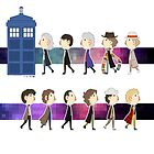 Doctor Who by akensnest