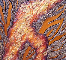 Lava by Kaz Innes