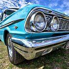 Moody Blues by StephenKinna
