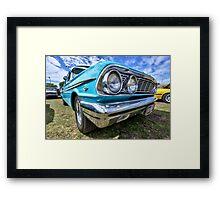 Moody Blues Framed Print