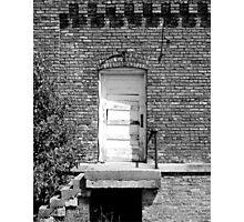 Steps to Oblivion Photographic Print