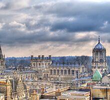 Christ Church Oxford by Chris Day