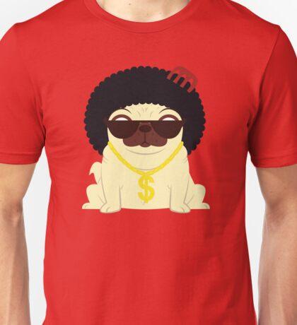Pug in bling T-Shirt