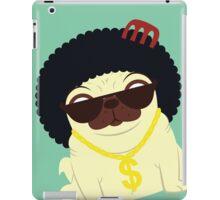 Pug in bling iPad Case/Skin