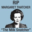 RIP Margaret Thatcher by ScottW93