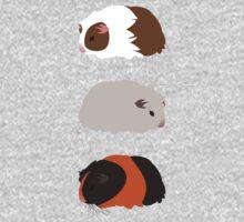 Guinea Pig Trio Kids Clothes