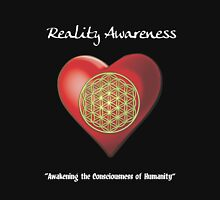 Reality Awareness Womens Fitted T-Shirt