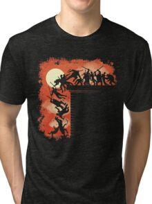 THIS IS COWABUNGA! Tri-blend T-Shirt