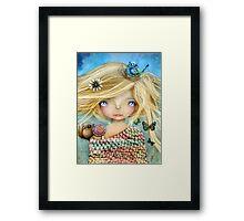 Nature Girl Framed Print