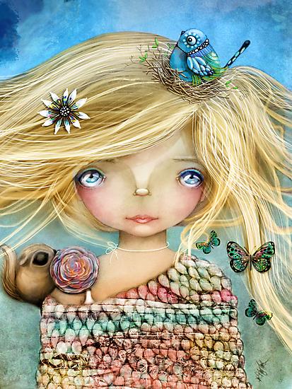 Nature Girl by © Karin  Taylor