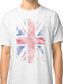 Union Jack - Flag Great Britain - Vintage Look Classic T-Shirt