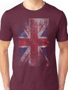 Union Jack - Flag Great Britain - Vintage Look Unisex T-Shirt