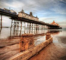 Pier and Groin by Michael Baldwin