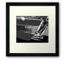 Bel Air Bumper Framed Print