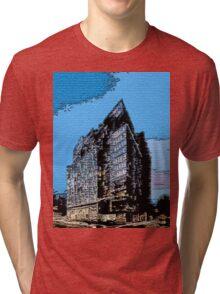 Urban Chaos Tri-blend T-Shirt