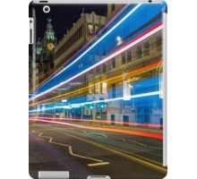 Water Street Bus Lights iPad Case/Skin