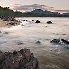 Ella Bay at Sunset 2 - Far North Queensland by RichardCurzon