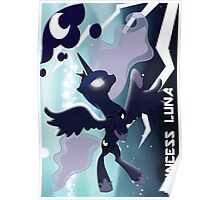 The Regal Princess Luna Poster