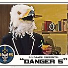 Danger 5 Lobby Card #2 - &quot;Bangkok Sunrise&quot; by dinostore