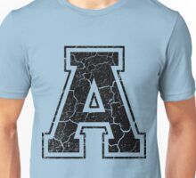 A - the Letter Unisex T-Shirt