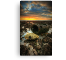 The Boiler Canvas Print