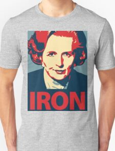IRON LADY Unisex T-Shirt