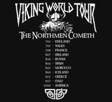 Viking World Tour by Rob Stephens