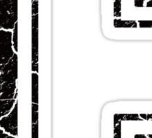 C - the Letter Sticker